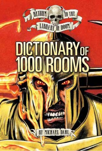 9781406236989: Dictionary of 1000 Rooms (Return to the Library of Doom)