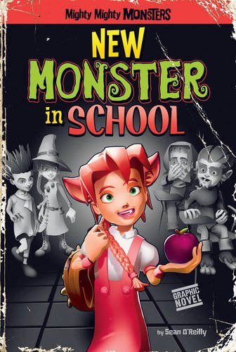 9781406237238: New Monster in School (Mighty Mighty Monsters)