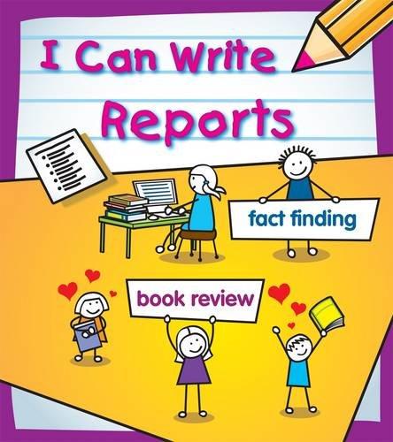 Reports (Young Explorer: I Can Write): Ganeri, Anita