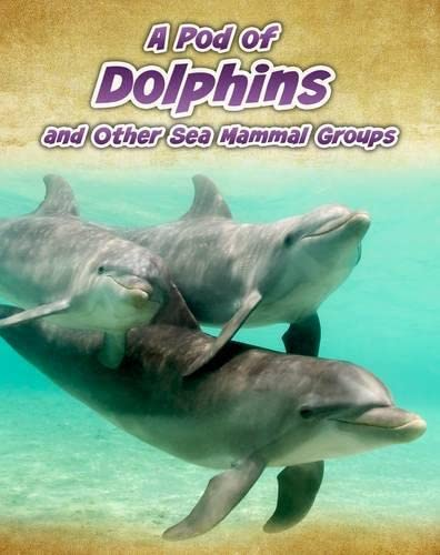 A Pod of Dolphins: and Other Sea Mammal Groups (Animals in Groups): Spilsbury, Richard