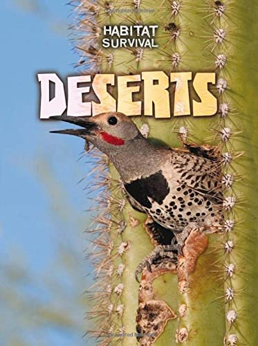 Deserts (Habitat Survival): Waldron, Melanie
