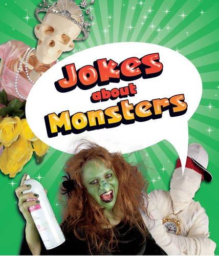 9781406242614: Jokes about Monsters (Joke Books)