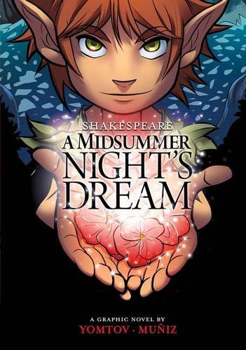 9781406243260: A Midsummer Night's Dream (Shakespeare Graphics)