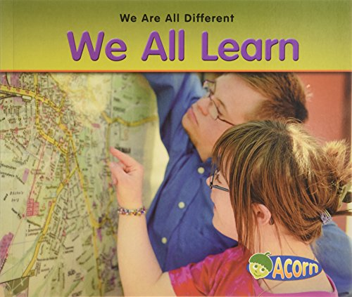 9781406245639: We All Learn (Acorn: We Are All Different)