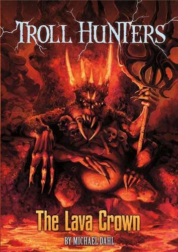 9781406247282: The Lava Crown (Troll Hunters)