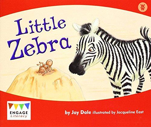 9781406248548: Little Zebra (Engage Literacy: Engage Literacy Wonder Words)