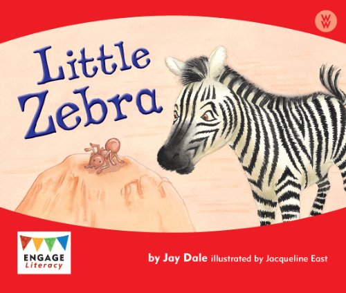 9781406249040: Little Zebra (Engage Literacy: Engage Literacy Wonder Words)