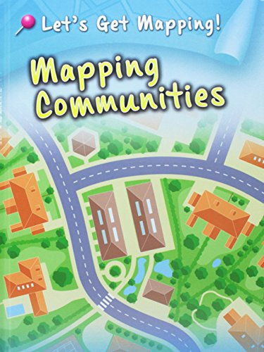 Let s Get Mapping!: Pack A of 6 (Hardback): Melanie Waldron