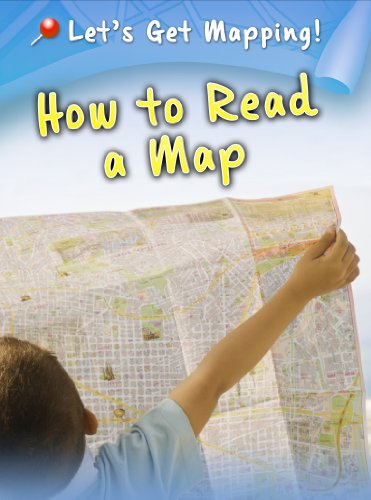9781406249255: How to Read a Map (Let's Get Mapping!)