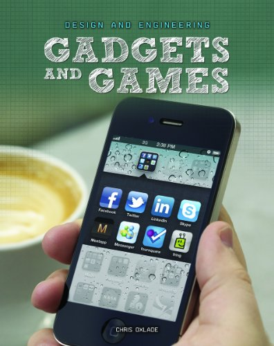 9781406249804: Gadgets and Games (Design and Engineering)