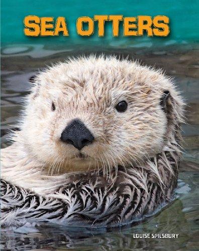 9781406250190: Sea Otters (Living in the Wild. Sea Mammals)