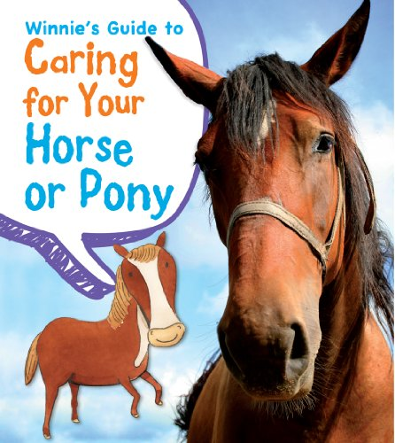 9781406250619: Winnie's Guide to Caring for Your Horse or Pony (Pets' Guides)