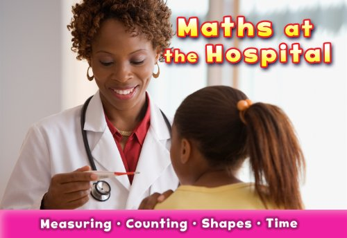 Maths at the Hospital (Hardcover): Tracey Steffora
