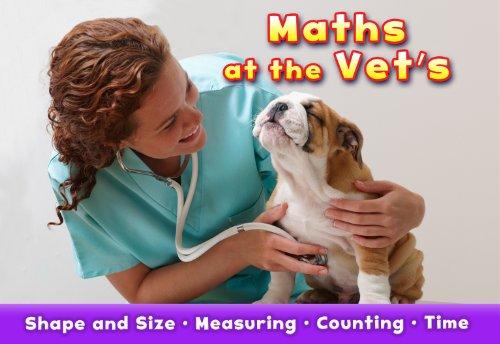 9781406250756: Maths at the Vet's (Maths at Work)