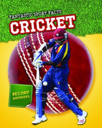 Cricket (Fantastic Sport Facts): Michael Hurley