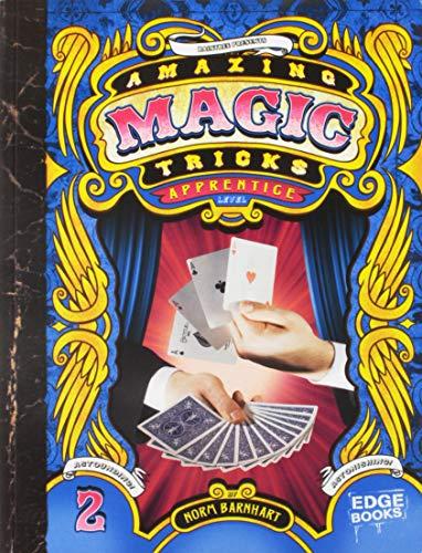 Amazing Magic Tricks App Level: (India Test: Barnhart, Norm