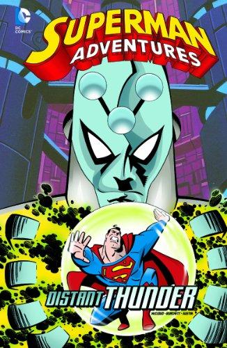 Distant Thunder (Superman Adventures): McCloud, Scott