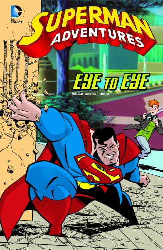 Eye to Eye (Superman Adventures): McCloud, Scott
