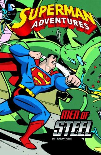 Men of Steel (Superman Adventures): Scott McCloud,Paul Dini