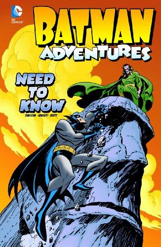 Need to Know (Dc Super Heroes: Batman Adventures): Templeton, Ty; Slott, Dan