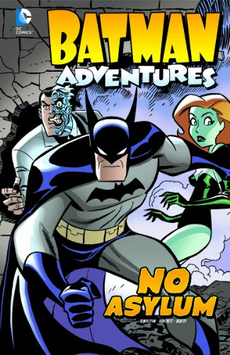 No Asylum (Batman Adventures) (9781406254082) by Ty Templeton