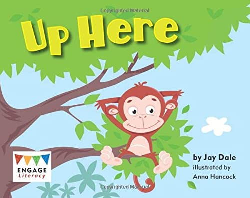 9781406256864: Up Here (Engage Literacy: Engage Literacy Pink)