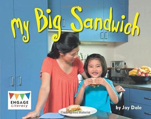9781406257342: My Big Sandwich (Engage Literacy: Engage Literacy Red)