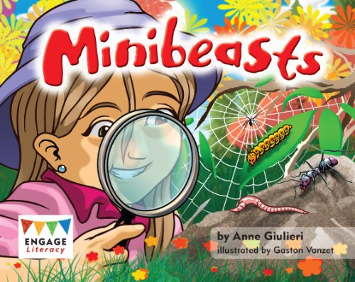 9781406257502: Minibeasts 6 Pack (Engage Literacy: Engage Literacy Red)