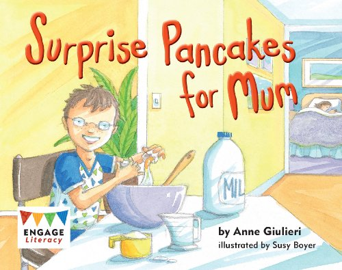 9781406257595: Surprise Pancakes for Mum 6 Pack (Engage Literacy: Engage Literacy Red)