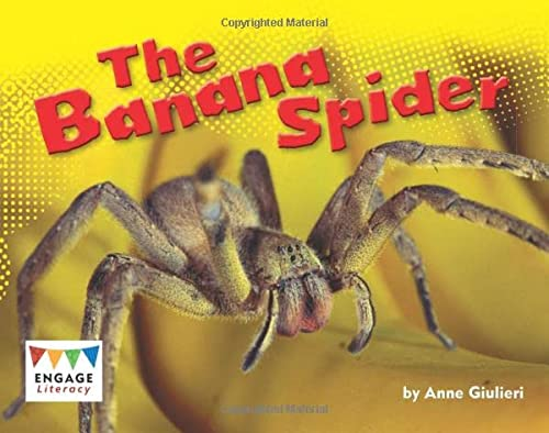 9781406258295: The Banana Spider (Engage Literacy: Engage Literacy Blue)