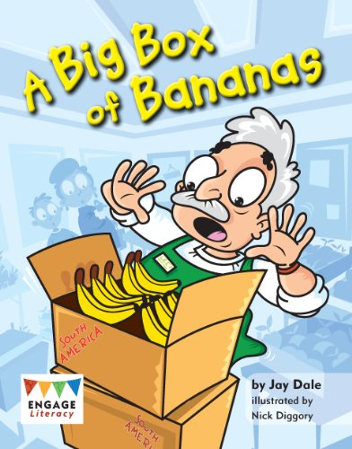 9781406258462: A Big Box of Bananas 6 Pack (Engage Literacy Blue)