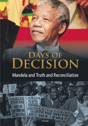 9781406261592: Mandela and Truth and Reconciliation (Days of Decision)