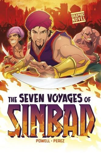 The Seven Voyages of Sinbad (Arabian Nights): Powell, Martin
