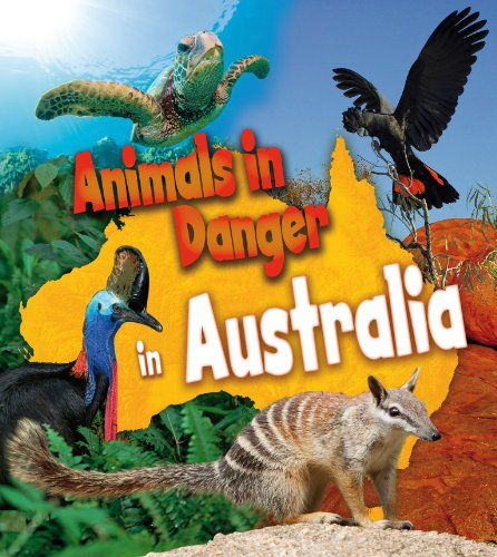 9781406262148: Animals in Danger in Australia (First Library)