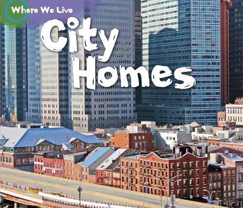 9781406263213: City Homes (Where We Live)