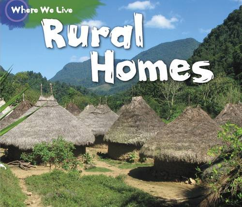 9781406263275: Rural Homes (Where We Live)