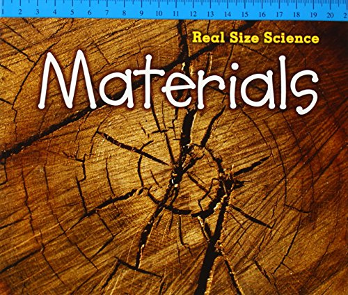 9781406263558: Materials (Real Size Science)