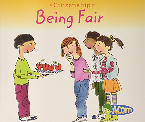 9781406264012: Being Fair (Citizenship)