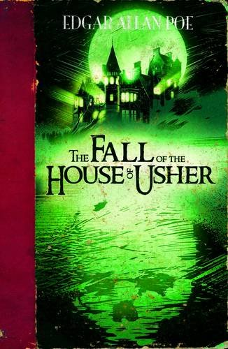 9781406266436: The Fall of the House of Usher (Edgar Allan Poe Graphic Novels)