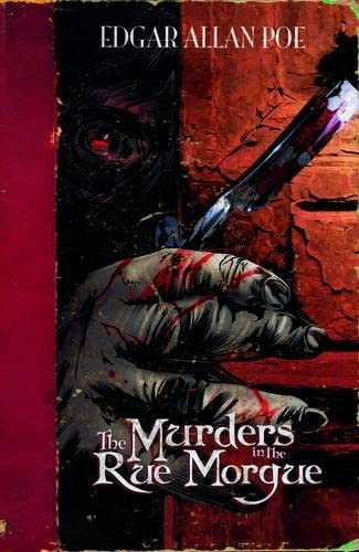 9781406266443: The Murders in the Rue Morgue (Edgar Allan Poe Graphic Novels)