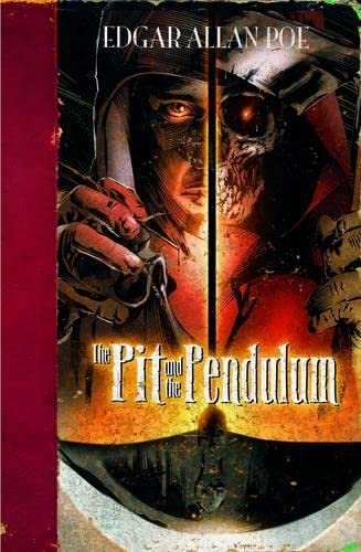 9781406266450: The Pit and the Pendulum (Edgar Allan Poe Graphic Novels)