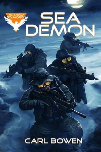 Sea Demon (Paperback): Carl Bowen