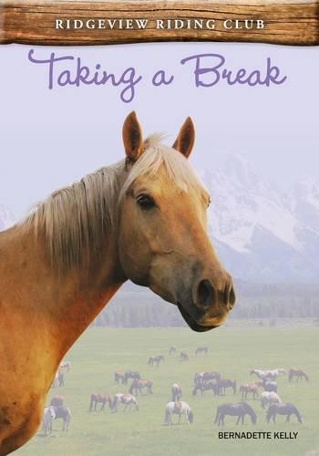 Taking a Break (Ridgeview Riding Club): Bernadette Kelly