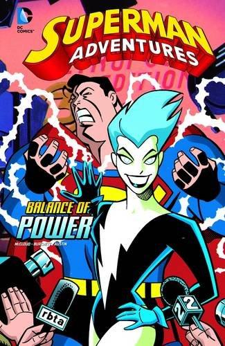 Balance of Power (Superman Adventures) - signiert: McCloud, Scott