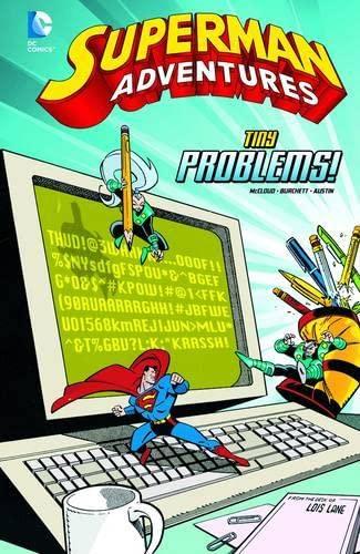 Tiny Problems (Superman Adventures): McCloud, Scott