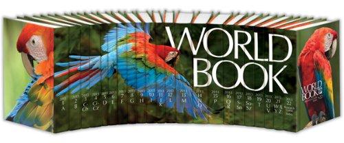 World Book Encyclopedia Box 1 2013: World Book