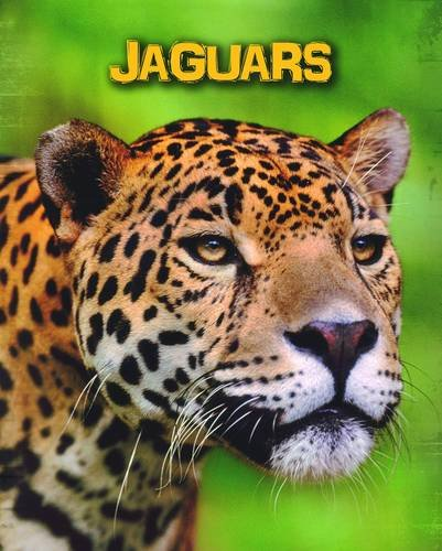 Jaguars (Living in the Wild: Big Cats): Guillain, Charlotte