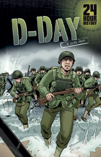 9781406273656: D-Day: 6 June 1944 (24-Hour History)