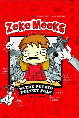 9781406275353: Zeke Meeks Vs the Putrid Puppet Pals