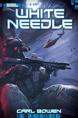 9781406275612: White Needle (Shadow Squadron)